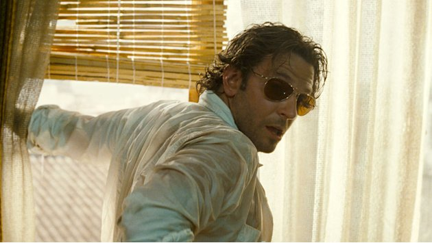 Bradley Cooper The Hangover Part II Production Stills Warner Bros. 2011