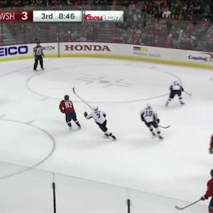 Marc-Andre Fleury Save on Matt Niskanen (11:17/3rd)