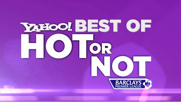 Premier League - Hot or Not's greatest hits
