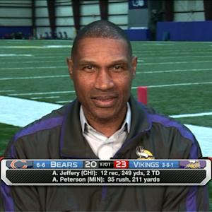 'The Coaches Show': Head coach Leslie Frazier proud his Minnesota Vikings overcame adversity
