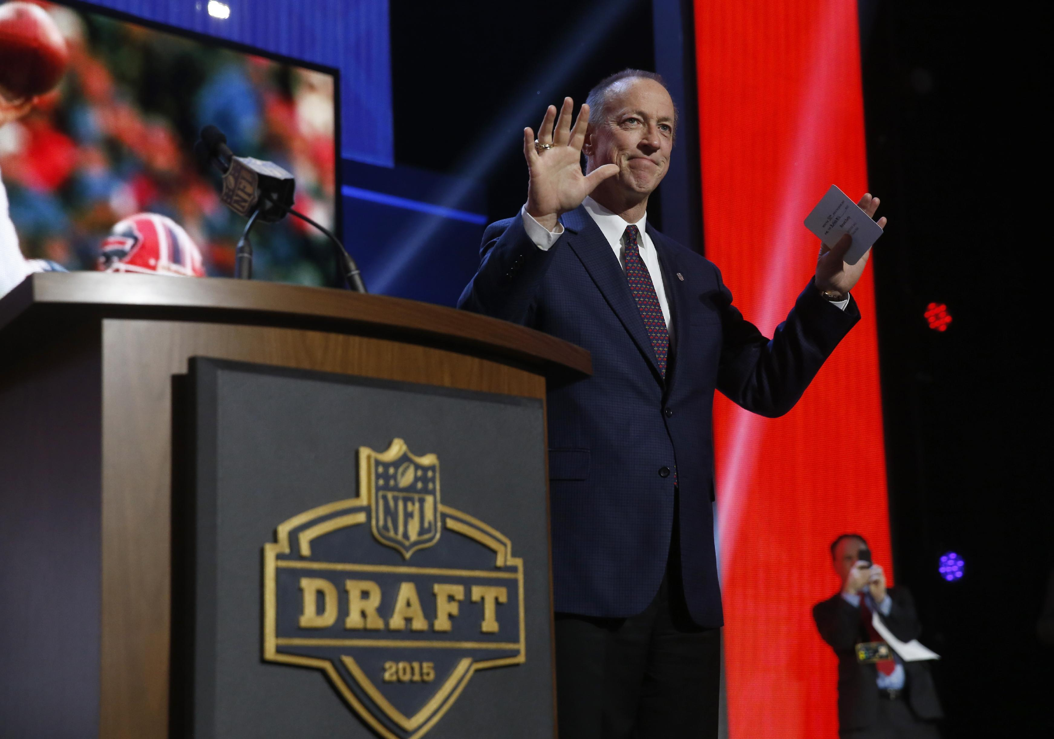 Bills fill needs at cornerback and O-line in NFL draft