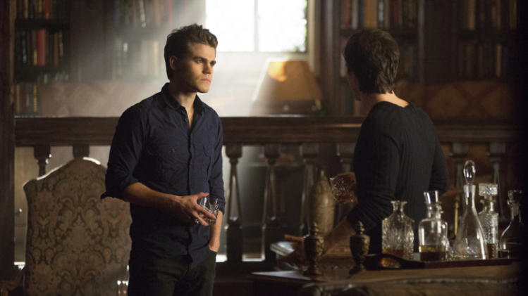 """The Vampire Diaries"" -- ""The Originals"""