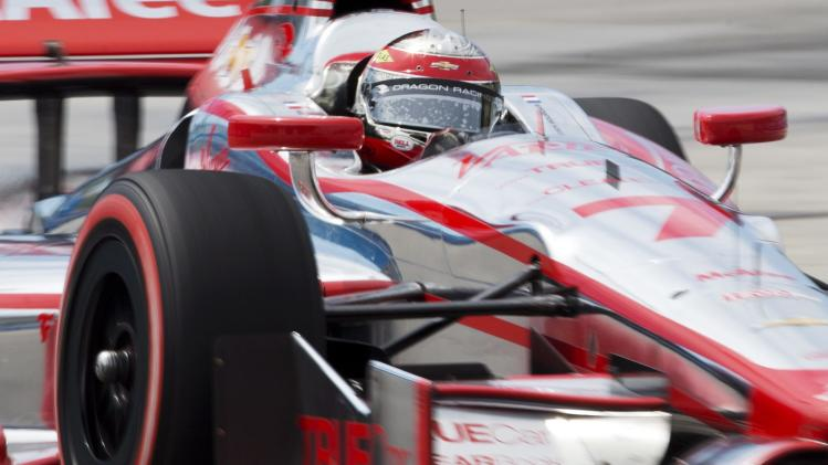 APNewsBreak: Bourdais signs 2-year deal with KVSH