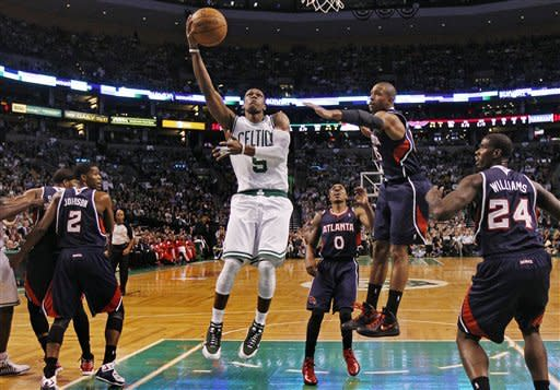Celtics beat Hawks 83-80 to advance in East