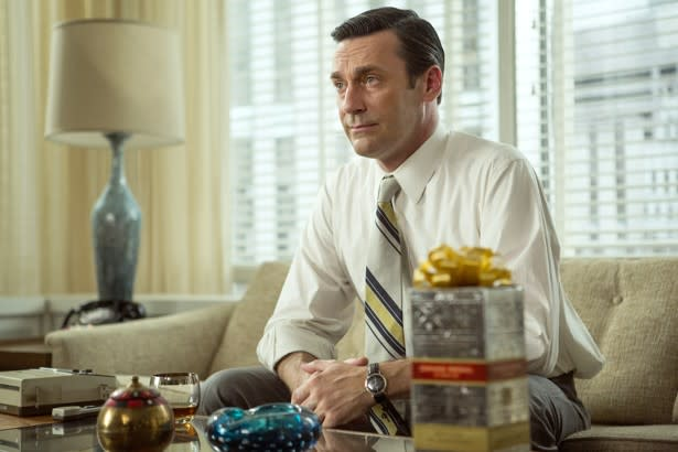 Don Draper and Horror Films: The Week in Pop-Culture Writing