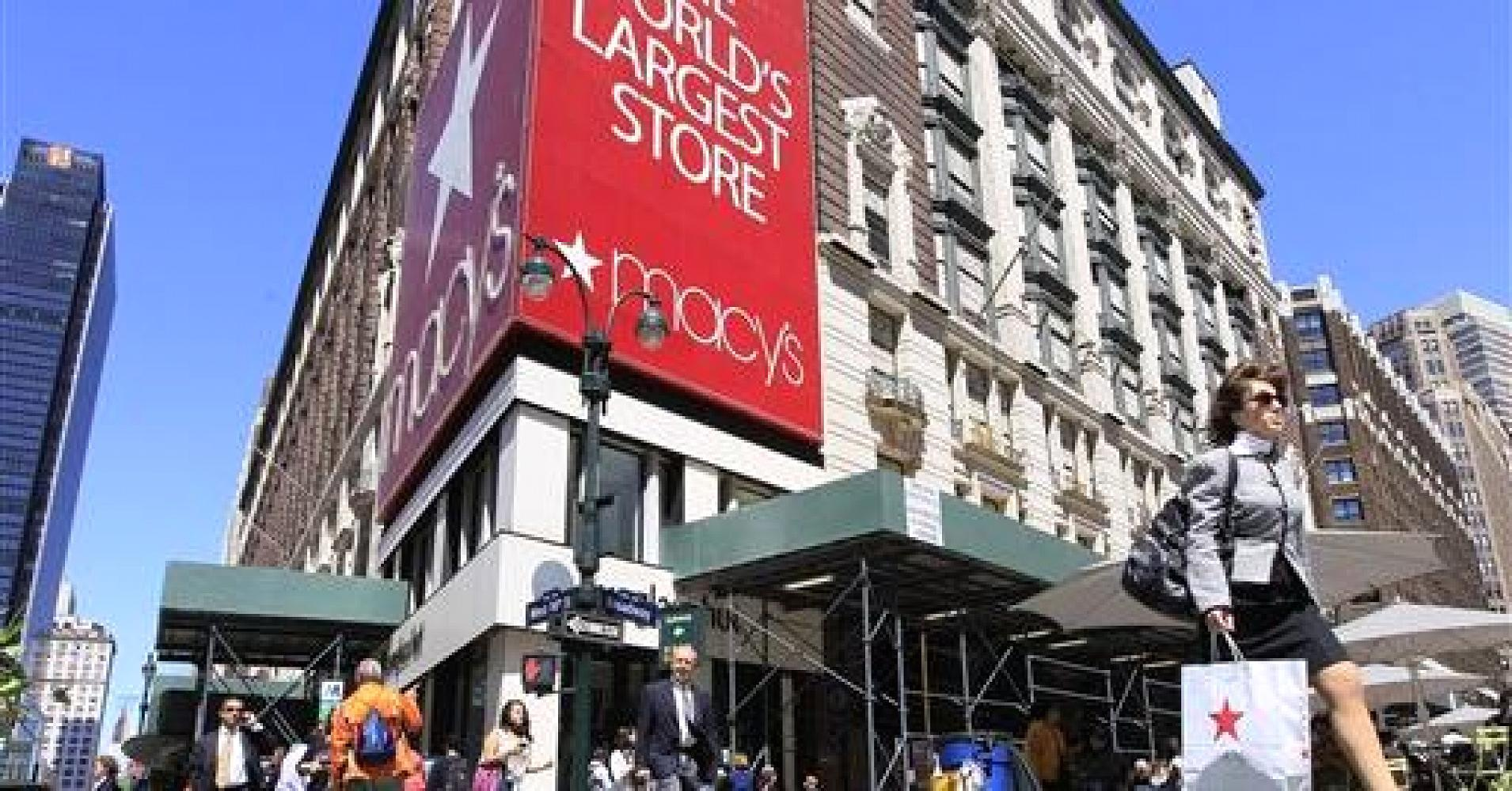 Death of retail 'greatly exaggerated': Macy's CEO