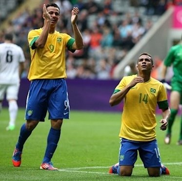 Brazil beats New Zealand 3-0 in Olympic football The Associated Press Getty Images Getty Images Getty Images Getty Images