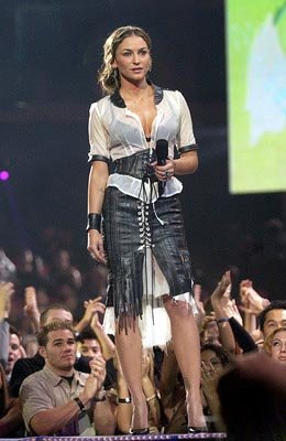 Host Drea DeMatteo VH-1 Big in 2002 Awards - 12/4/2002