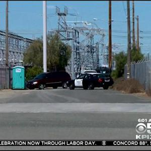 Thieves Hit PG&E Metcalf Road Substation In San Jose, Site Of 2013 Vandalism Attack