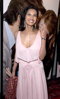 Padma Lakshmi at the New York premiere of New Line's Laws of Attraction