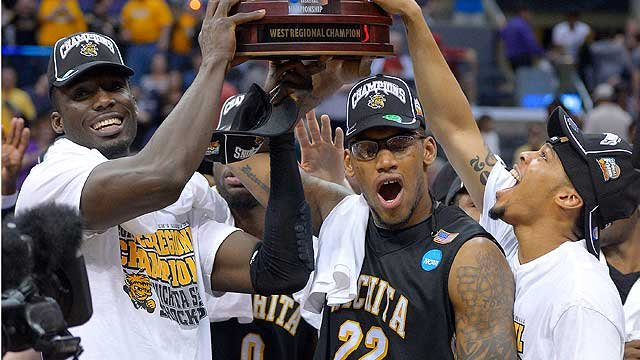 Wichita State&#39;s shocking run to Final Four