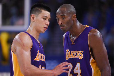Jeremy Lin wanted to take the game-winning shot Kobe Bryant missed