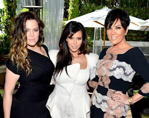 "Kim Kardashian, Khloe Kardashian Wish ""Momager"" Kris Jenner a Happy 58th Birthday"
