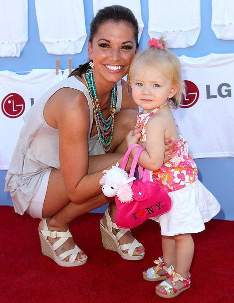 "Melissa Rycroft: I'm ""More Motivated"" to Win Dancing With the Stars Now That I'm a Mom"