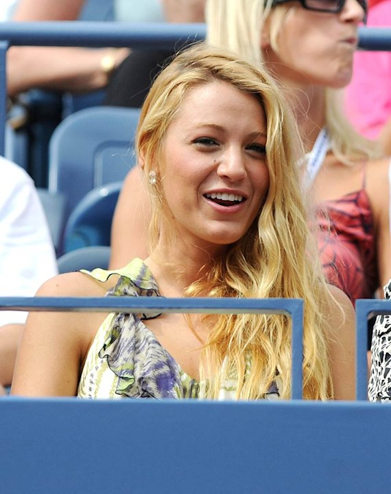 Blake Lively US Open