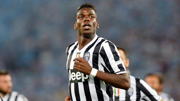 FOOTBALL 2013 Juventus Turin Paul Pogba