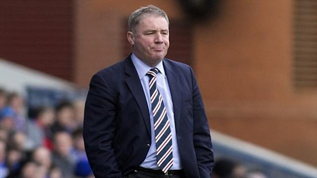 Ally McCoist is starting to get ready for next season