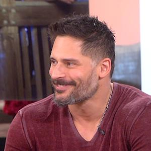 The Talk - Joe Manganiello on First Anniversary with Sofia Vergara: 'I made a book'