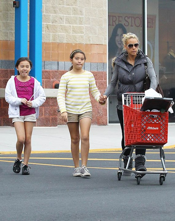 Kate Gosselin Michael s Craft Store