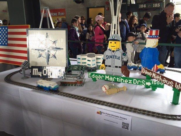 Everything Is Awesome: Safeco Field & The Seattle Mariners Get The Lego Treatment