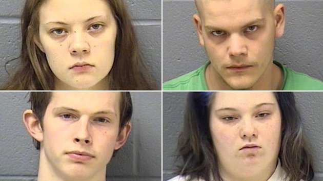 3 Teens, Adult Charged in Strangulations (ABC News)