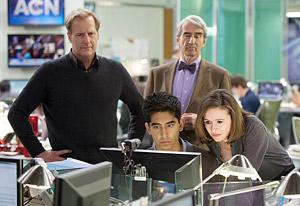 Newsroom | Photo Credits: Melissa Moseley/HBO