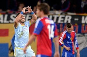 Basel 1-1 Steaua Bucharest: Stoppage-time Sio goal salvages point for Swiss side