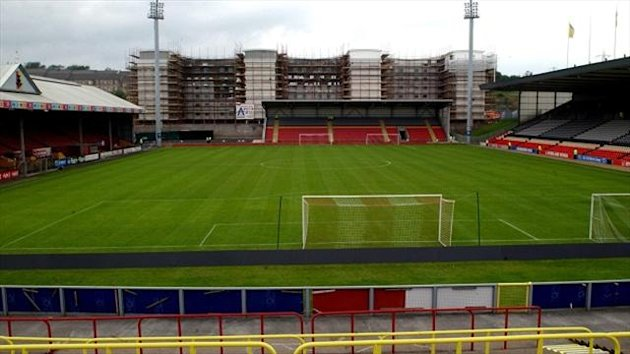 Firhill Stadium will play host to the opening game of the SPFL season