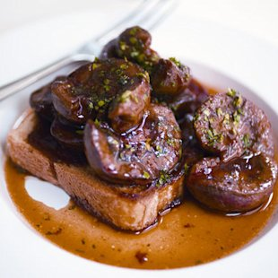 Devilled Kidneys: Recipes