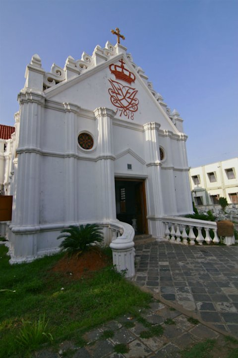 Tranquebar: New Jerusalem Church