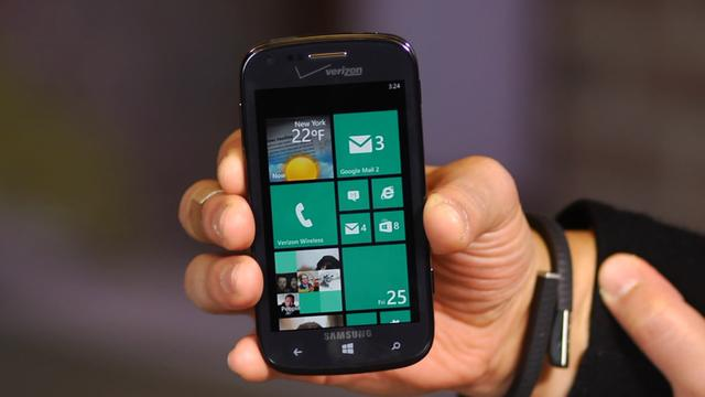Affordable Samsung Ativ Odyssey offers Windows Phone 8 basics
