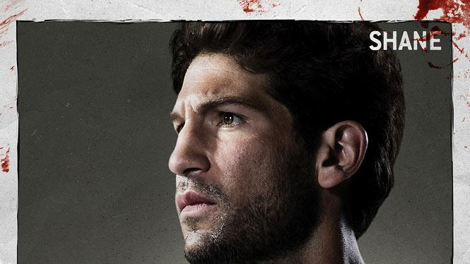 "Jon Bernthal stars as Shane Walsh in ""The Walking Dead."""