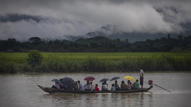 Luxury river cruise opens up mysteries of Myanmar