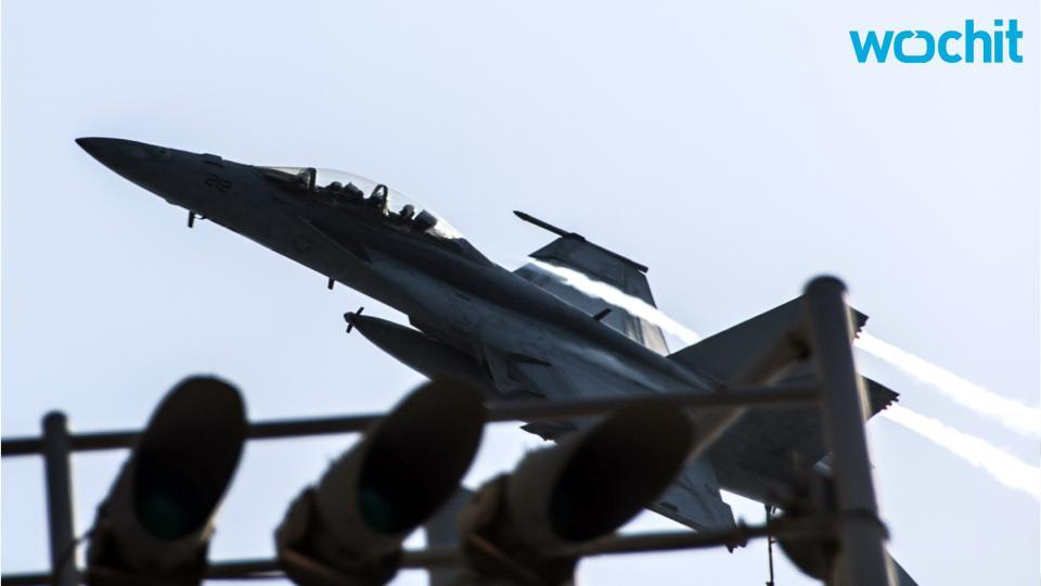 As Easy Targets Thin, Syria Air Strikes by U.S. Allies Plunge