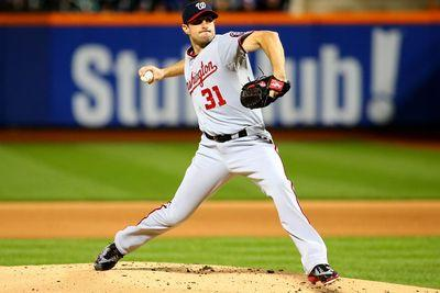 Max Scherzer throws his 2nd no-hitter of season to beat Mets