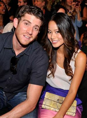 Bryan Greenberg and actress Jamie Chung attend the Rebecca Minkoff Spring 2013 fashion show during Mercedes-Benz Fashion Week at The Theatre Lincoln Center on September 7, 2012 in New York City -- Getty Images