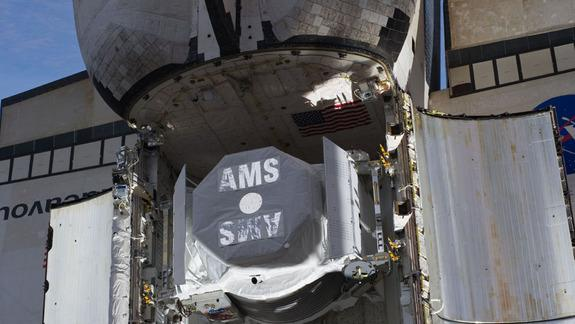 Dark Matter Possibly Found by $2 Billion Space Station Experiment