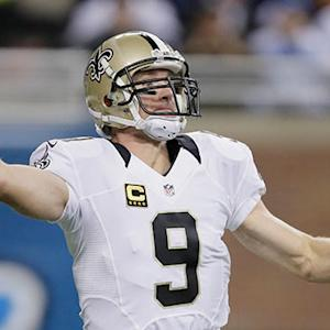 Wk 7 Can't-Miss Play: Feeling that Brees