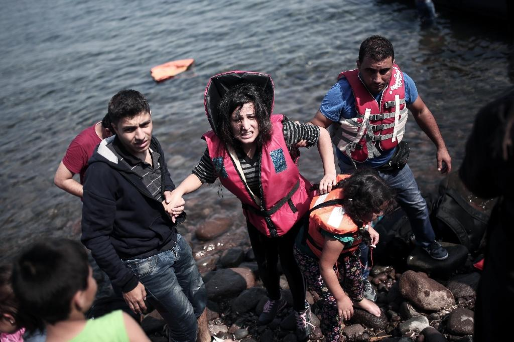 Dreams of drowning: Italy struggles to help traumatised migrants