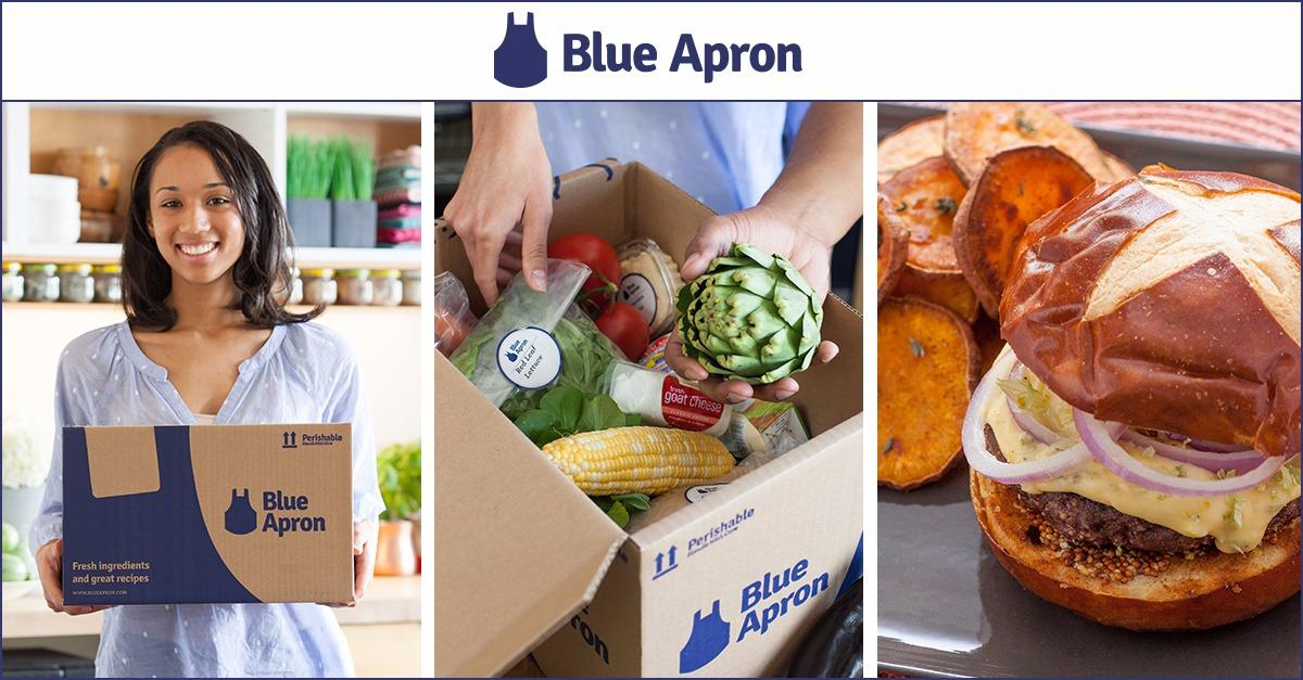 Blue Apron - A Better Way to Cook