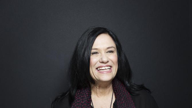 """Director Barbara Kopple from the film """"Running From Crazy"""" poses for a portrait during the 2013 Sundance Film Festival on Sunday, Jan. 20, 2013 in Park City, Utah. (Photo by Victoria Will/Invision/AP Images)"""