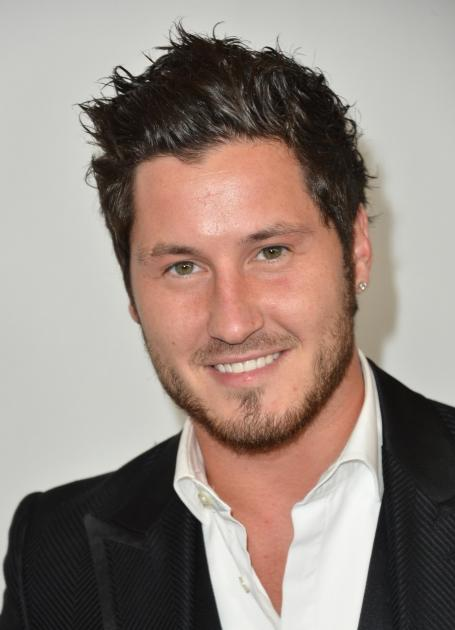 Val Chmerkovskiy arrives to the Disney ABC Television Group's 2012 TCA Summer Press Tour, Beverly Hills, on July 27, 2012  -- Getty Images