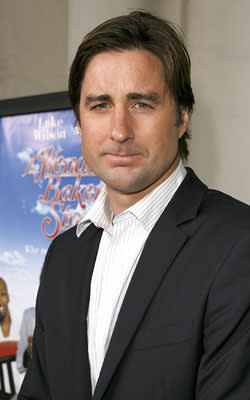 Luke Wilson , director, at the Los Angeles premiere of THINKFilm's The Wendell Baker Story