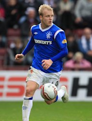 Steven Naismith has left troubled Rangers to join Everton
