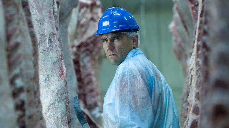 Vinnie Jones Midnight Meat Train Production Stills Lionsgate 2008
