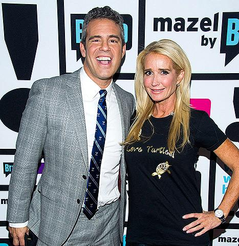 "Andy Cohen Addresses Kim Richards' Trouble: ""I Wish the Best"" for Her"