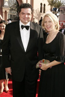Oliver Platt Emmy Awards Arrivals - 9/18/2005