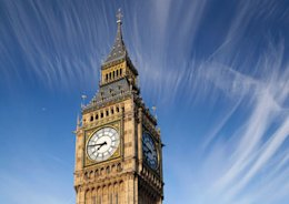 Big Ben, London (iStock)