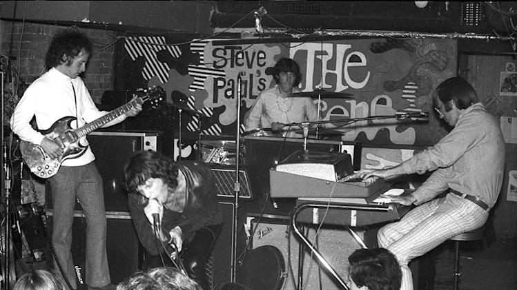 The Doors Perform At Steve Paul's The Scene In NY