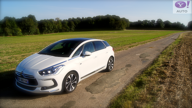Citroen DS5 Hybrid4